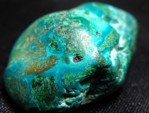 Chrysocolla Stone Tumble for healing