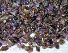 50g Super 7 Sacred Seven Melody Stone Cacoxenite Polished Crystal Tumbles Stones