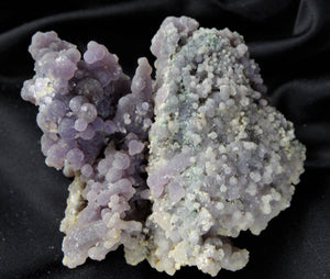 Bubbly Purple Chalcedony Grape Agate Crystal Mineral Specimen - GAG10114