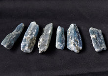 Raw Blue Kyanite Mineral Stone Crystal from Brazil - Small/ Medium/ Big Sizes
