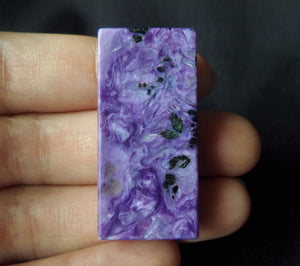 Russia Charoite Polished Gemstone Crystal Stone - CH10101