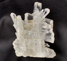 High Altitude Alps Raw Clear Faden Quartz Crystal Cluster Mineral Specimen FD10120