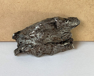 Natural Sikhote Alin Iron Meteorite Specimen Russia 1947 Fall Etched Stone - MT10182