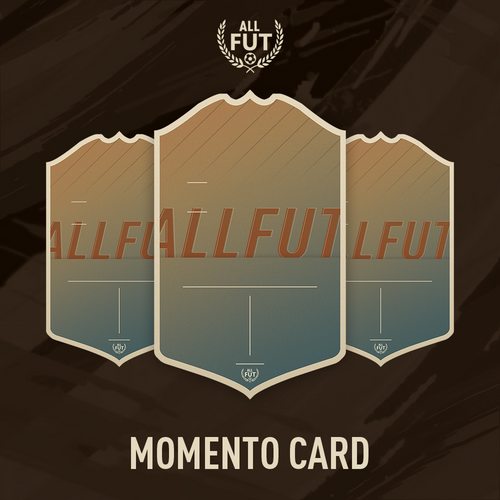 New Season A3/ A4 Custom Momento Card