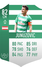 Werder Bremen Pre Made Player Card