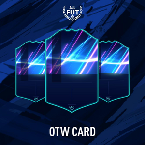 New Season A3/ A4 Custom OTW Card