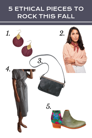 5 Ethical Pieces to Rock this Fall