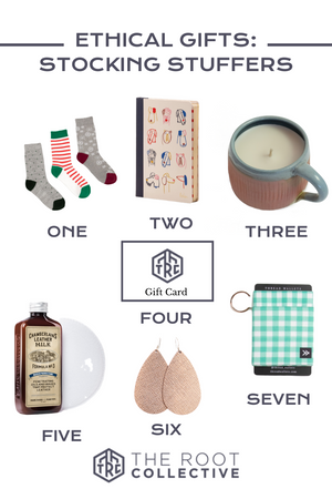 Our Favorite Ethical Stocking Stuffers