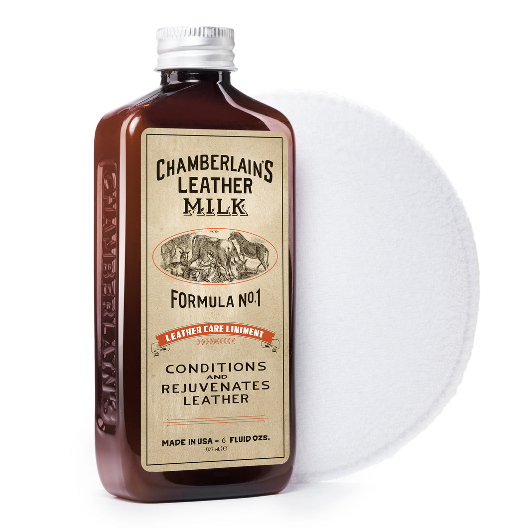 Chamberlain's Leather Liniment