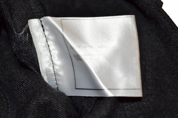 Chanel Grey Wool Pants Size 2A