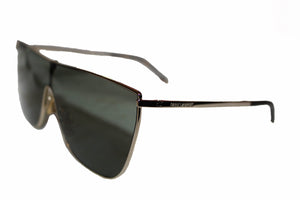 New Yves Saint Laurent SL1 MASK-004 Women's Rectangle Sunglasses