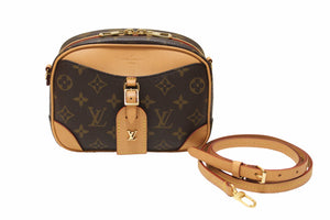 Louis Vuitton Monogram Deauville Mini