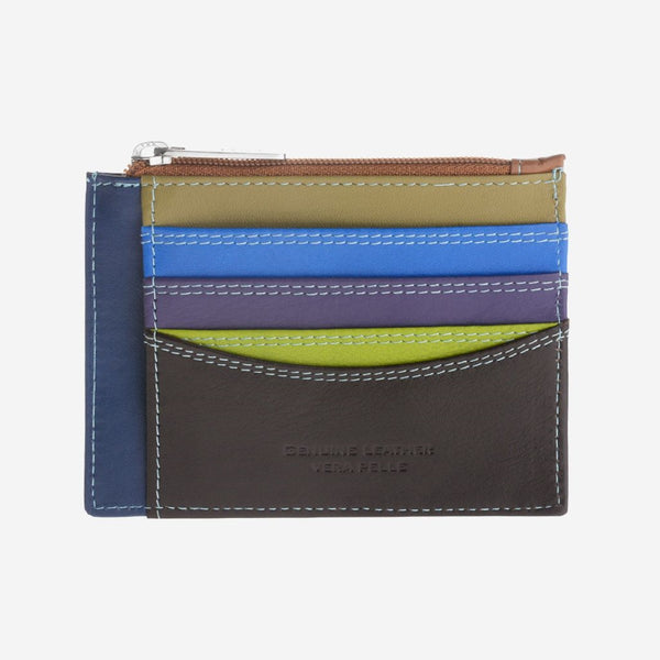 Dudubags - Porta Carte Colorful Tiago - 534-438 - WOODS