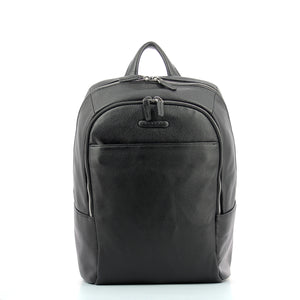Piquadro - Leather Computer Backpack Modus 14.0 - CA3214MO - NERO