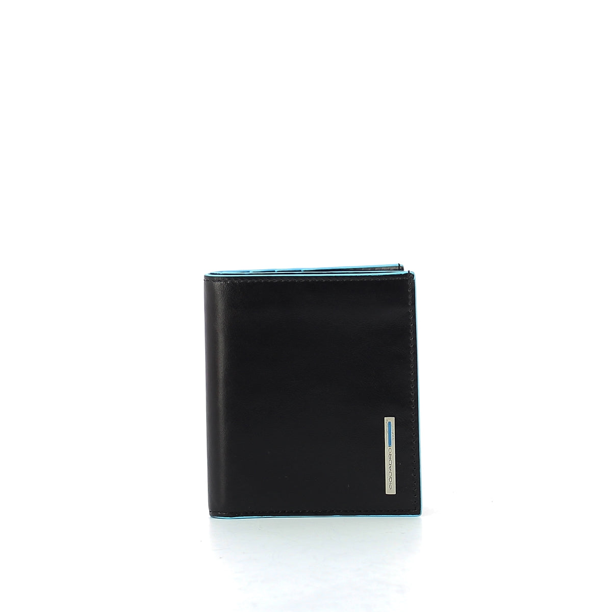 Piquadro - Credit card holder Blue Square - PP1518B2 - NERO