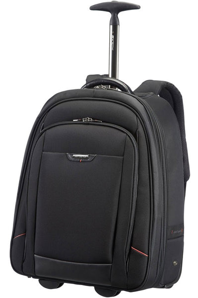Samsonite - Wheeled Backpack 17.0 PRO-DLX 4 - 35V020 - BLACK