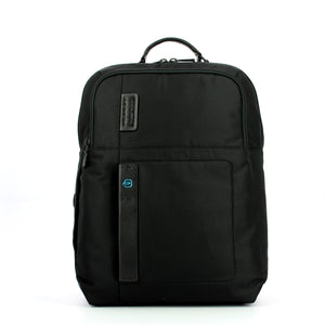 Piquadro - Large computer backpack P16 15.6 Connequ - CA4174P16 - CHEV/NERO