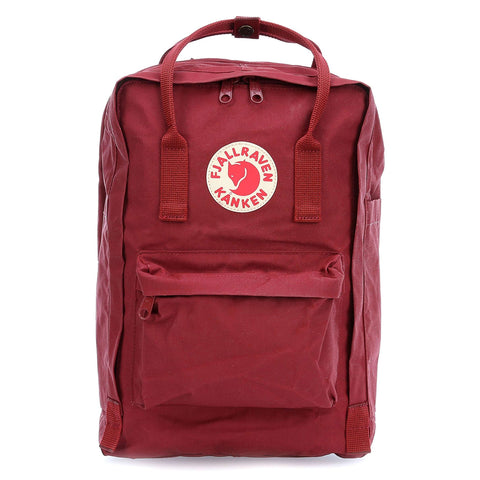 Fjallraven - Backpack KÃ¥nken Laptop 15.0 - 27172 - OX//RED