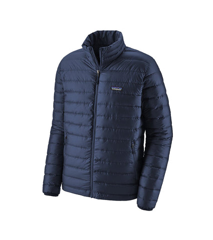 Patagonia - Men's Down Sweater Jacket - 84674 - CLASSIC/NAVY/W/