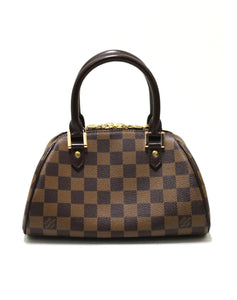 Louis Vuitton Damier Ebene Canvas Ribera PM Handbag