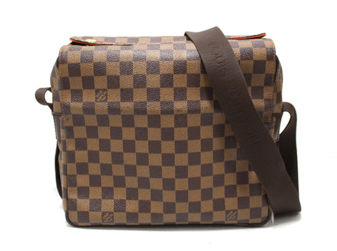 Louis Vuitton Damier Ebene Canvas Naviglio Messenger Bag