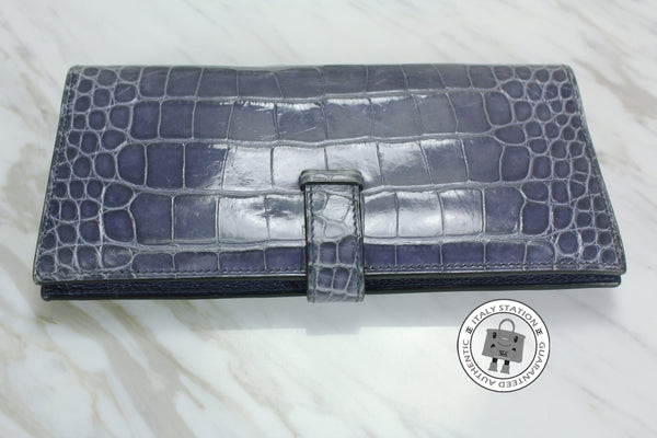 hermes-thin-portefeuille-bearn-soufflet-shiny-alligator-crocodile-long-wallet-phw-IS032136