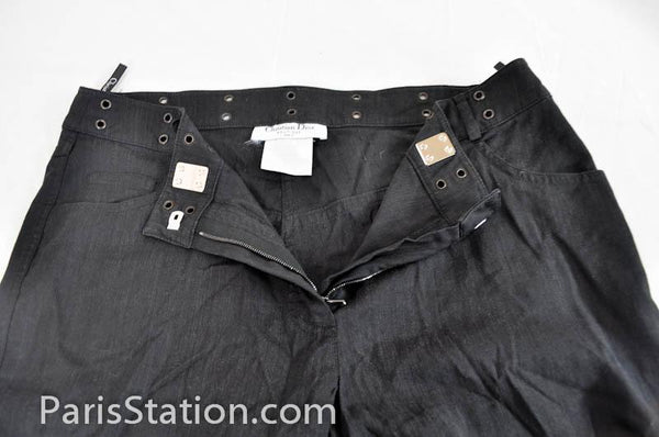 Christian Dior Black Pants
