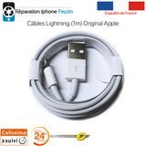 Câble iPhone Lightning vers USB (1m) - Original Apple