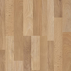 Beech 3 Strip Laminate Flooring - SAMPLE - Floors 4 You Online