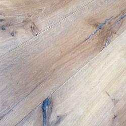 15/4 Antique White Oak 220mm - Floors 4 You Online