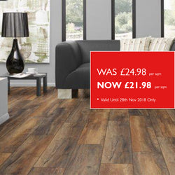 Sutter Oak Laminate Flooring