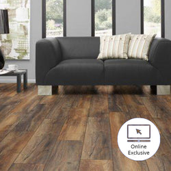 Sutter Oak Laminate Flooring - SAMPLE - Floors 4 You Online