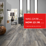 Vintage Oak Grey Laminate Flooring