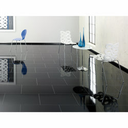 Maxi Black Gloss Tile