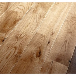 14/3 Lacquered Oak 125mm Engineered Wood Flooring image