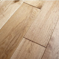 18/4 Brushed & Oiled Oak 125mm - Floors 4 You Online