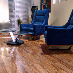 Dark Walnut Original Gloss Laminate - Floors 4 You Online