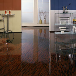 Pallisander High Gloss Laminate - Floors 4 You Online