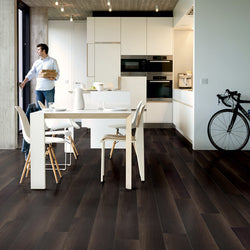 Quick Step Perspective Wide Plank 2V Fumed Oak Dark Flooring - Floors 4 You Online