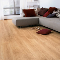 Quick Step Perspective 4V Varnished Beech Flooring - Floors 4 You Online