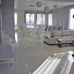 Arctic White High Gloss - SAMPLE - Floors 4 You Online