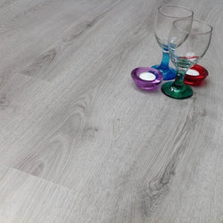 Light Grey 6mm Laminate Flooring - SAMPLE