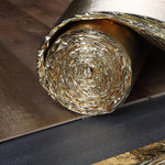 Gold laminate & wood underlay for laminate & real wood flooring 10m²  - foam underlay 3mm - Easy to install - Floors 4 You Online