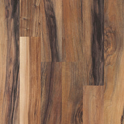 Walnut 2 Strip Laminate Flooring - SAMPLE - Floors 4 You Online