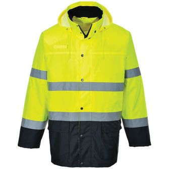 Portwest Lite Two-Tone Traffic Jacket S166