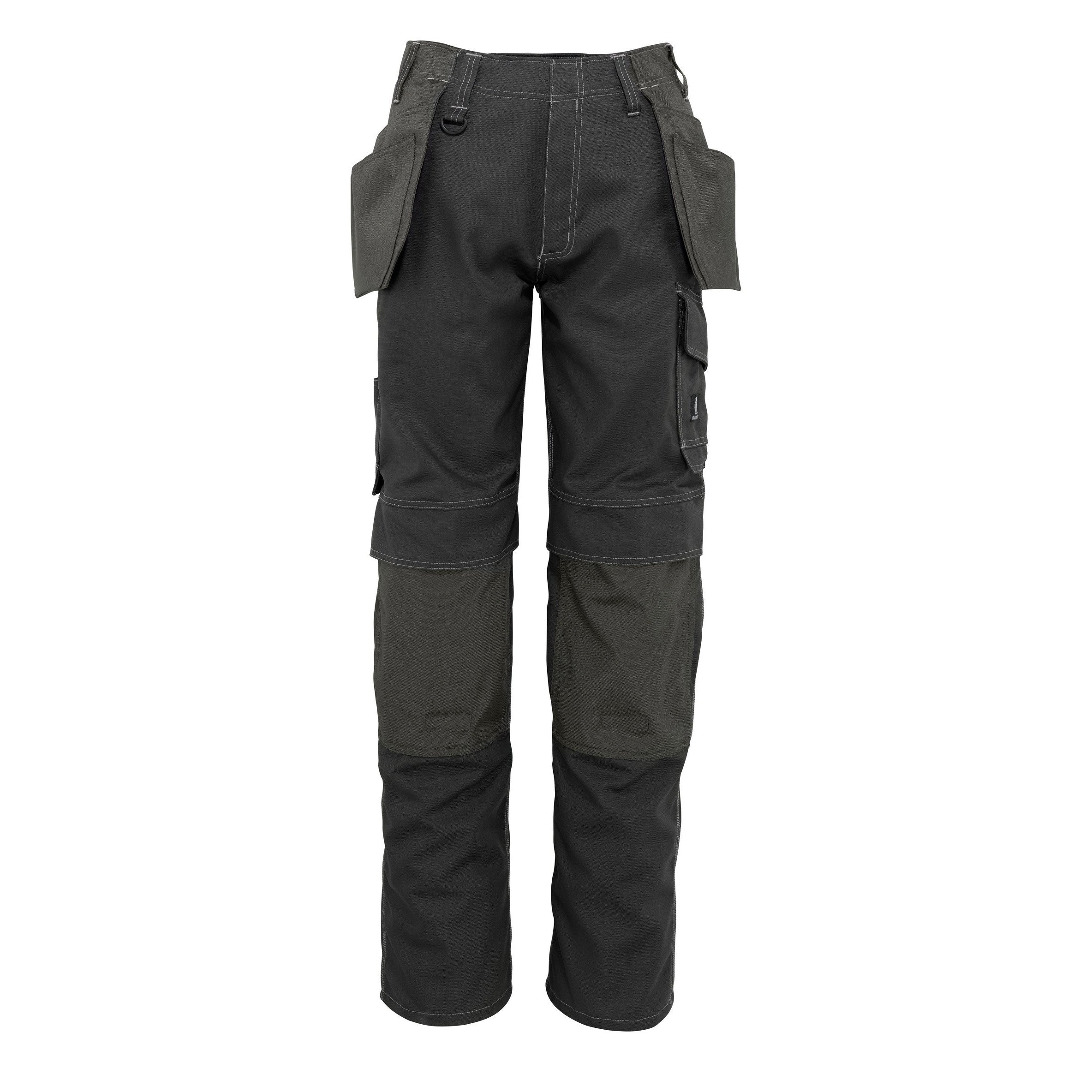 Mascot Springfield Industry Trousers With Kneepad Pockets And Holster Pockets
