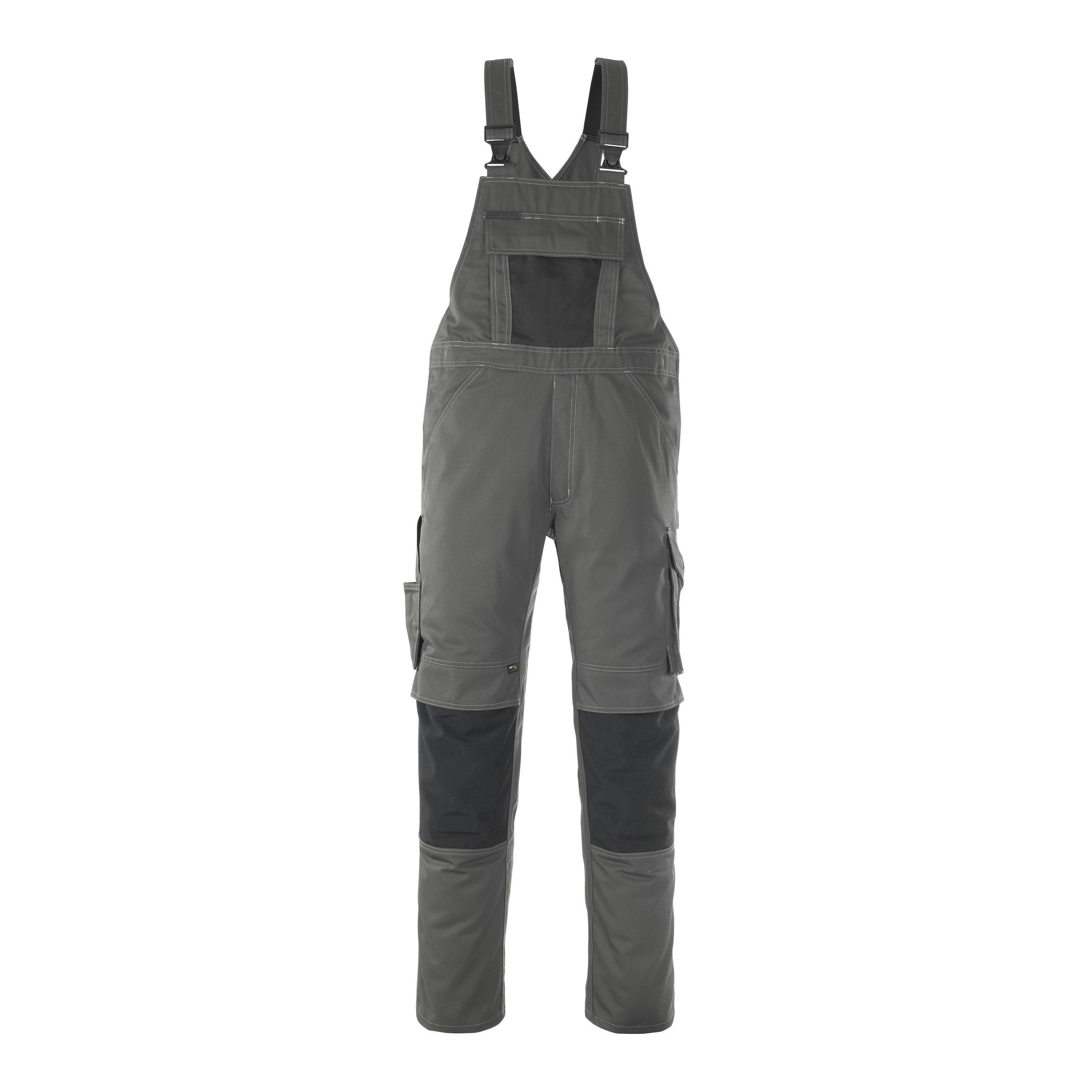 Mascot Leipzig Unique Bib & Brace With Kneepad Pockets