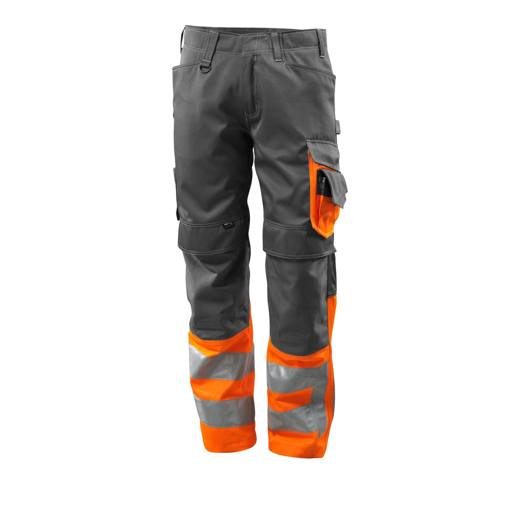Mascot Leeds Safe Supreme Trousers With Kneepad Pockets