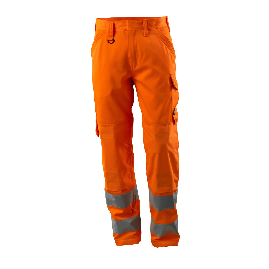 Mascot Geraldton Safe Light Trousers With Kneepad Pockets