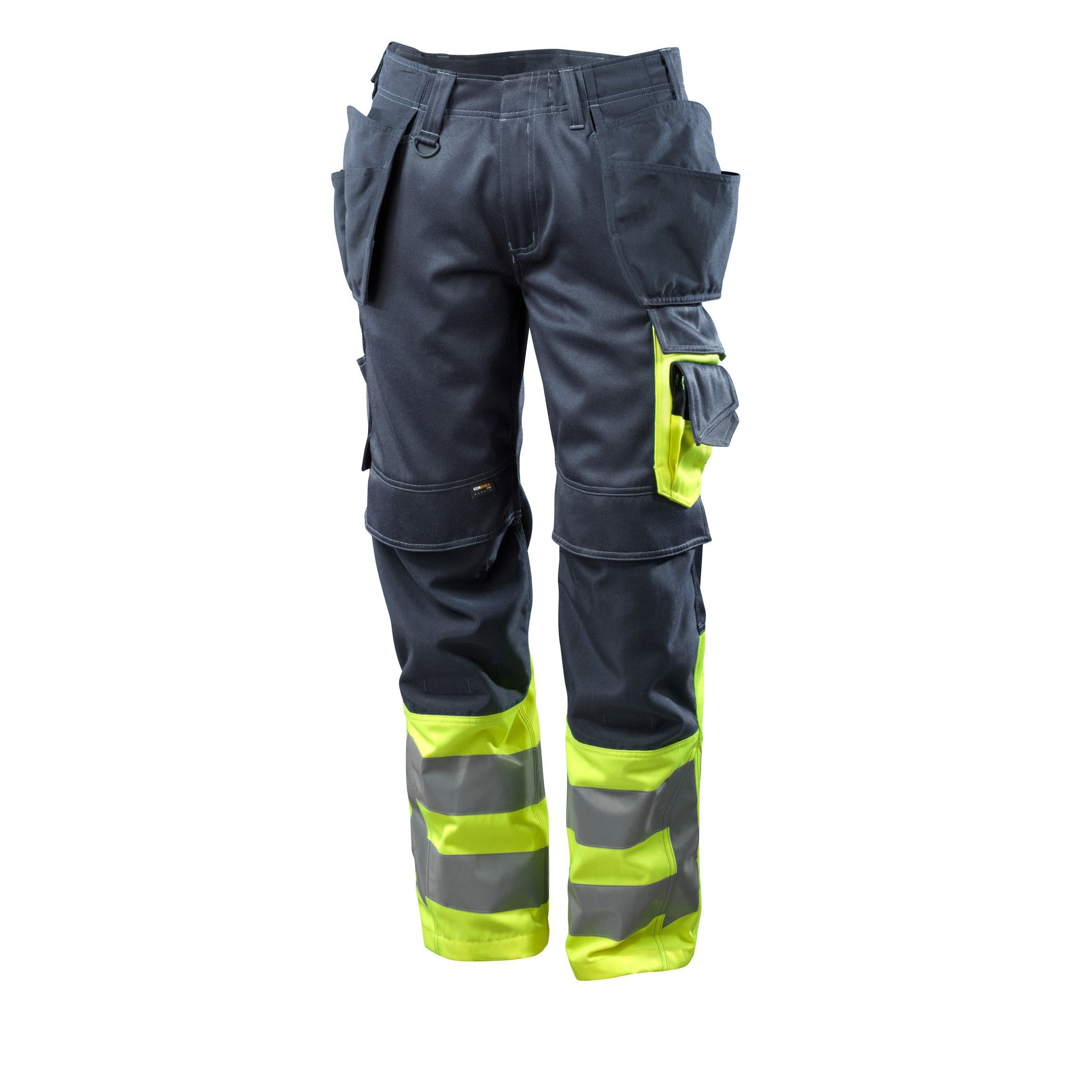 Mascot Safe Supreme Trousers With Kneepad Pockets And Holster Pockets